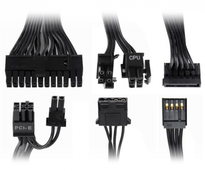 Thermaltake 630W Smart SE Modular BOX-222656 - Zdjęcie 4