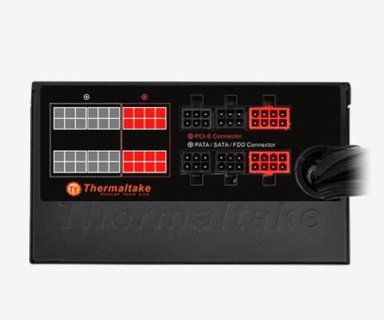 Thermaltake 630W Smart SE Modular BOX-222656 - Zdjęcie 3