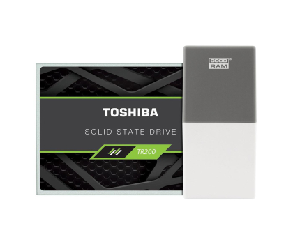 Toshiba 240GB 2,5'' SATA SSD TR200 + Power Bank 5000 mAh 229 zł