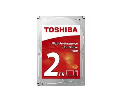 Toshiba 2TB 7200obr. 64MB P300 OEM-339357 - Zdjęcie 1