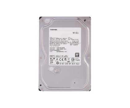 Toshiba 500GB 7200obr. 32MB-118766 - Zdjęcie 1