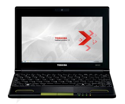 Toshiba NB550D-105 C-50/1GB/250/7SE zielony-69199 - Zdjęcie 1