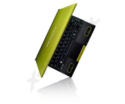 Toshiba NB550D-105 C-50/1GB/250/7SE zielony-69199 - Zdjęcie 5