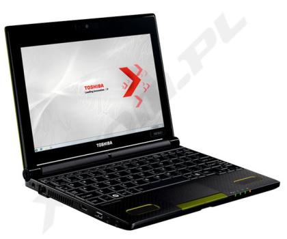 Toshiba NB550D-105 C-50/1GB/250/7SE zielony-69199 - Zdjęcie 2