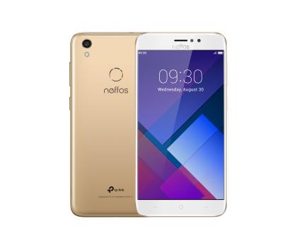 TP-Link Neffos C7 2/16GB Dual SIM LTE złoty-426963 - Zdjęcie 1