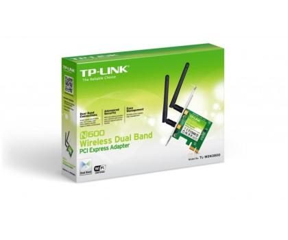 TP-Link TL-WDN3800 (802.11a/b/g/n 300Mb/s) DualBand-167865 - Zdjęcie 2