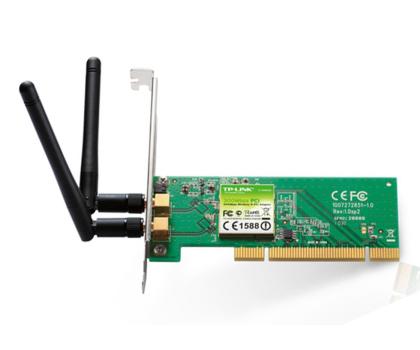 TP-Link TL-WN851ND (802.11b/g/n 300Mb/s)-76663 - Zdjęcie 1