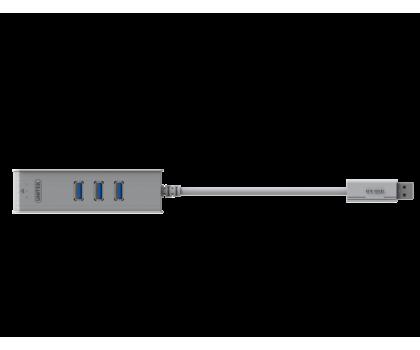 Unitek HUB 3 x USB 3.0 + KVM ( 2 komputery na raz)-387021 - Zdjęcie 3