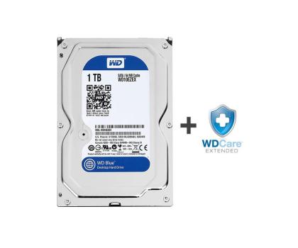 WD 1TB 7200obr. 64MB BLUE + 1 rok gwarancji-285702 - Zdjęcie 1