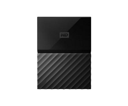 WD My Passport 1TB czarny USB 3.0-331659 - Zdjęcie 1