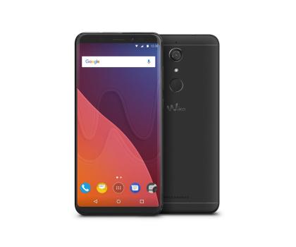 WIKO View 3/16GB Dual SIM LTE czarny-416990 - Zdjęcie 1