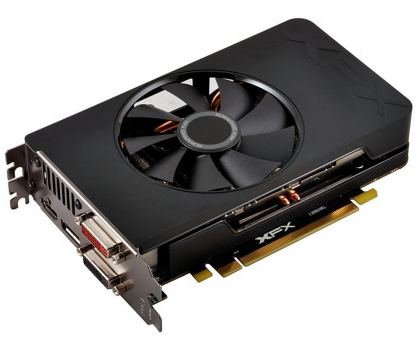 XFX Radeon R7 260X 2048MB Core Edition BULK/OEM-227759 - Zdjęcie 2