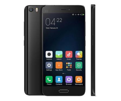 Xiaomi Mi 5 32GB Dual SIM LTE Glass Black-321949 - Zdjęcie 1