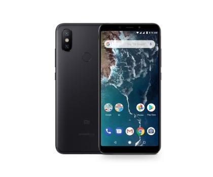 Xiaomi Mi A2 4/32GB Black -437487 - Zdjęcie 1