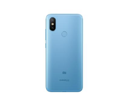 Xiaomi Mi A2 4/64GB Blue -440604 - Zdjęcie 3