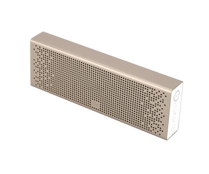 Xiaomi Mi Bluetooth Speaker (złoty)-362882 - Zdjęcie 2