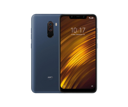 Xiaomi Pocophone F1 6/128 GB Steel Blue