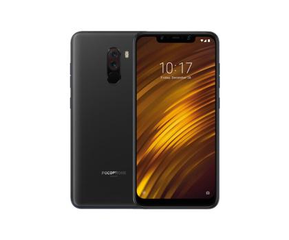 Xiaomi Pocophone F1 6/64 GB Graphite Black-446183 - Zdjęcie 1