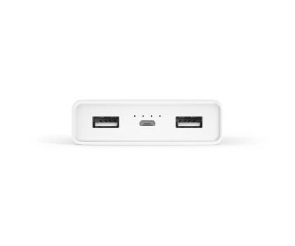 Xiaomi Power Bank 20000 mAh biały-368758 - Zdjęcie 4