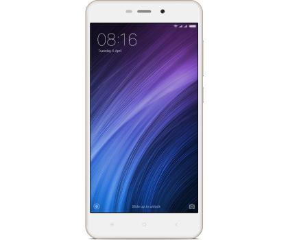 Xiaomi Redmi 4A 32GB Dual SIM LTE Gold-357618 - Zdjęcie 2
