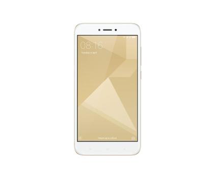 Xiaomi Redmi 4X 32GB Dual SIM LTE Gold-361729 - Zdjęcie 2