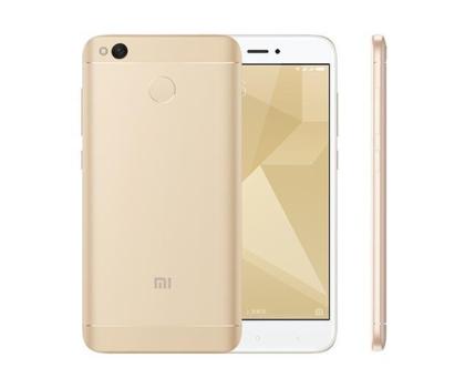 Xiaomi Redmi 4X 32GB Dual SIM LTE Gold-361729 - Zdjęcie 4