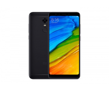 Xiaomi Redmi 5 Plus 64GB Dual SIM LTE Black-408131 - Zdjęcie 1