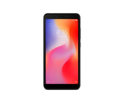 Xiaomi Redmi 6 3/32GB Dual SIM LTE Black-437417 - Zdjęcie 2