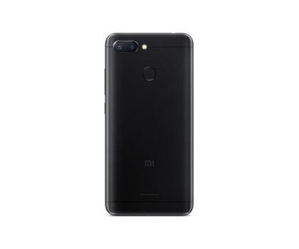 Xiaomi Redmi 6 3/32GB Dual SIM LTE Black-437417 - Zdjęcie 3