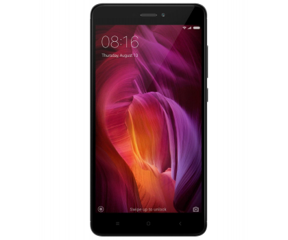 Xiaomi Redmi Note 4 32GB Dual SIM LTE Black-357621 - Zdjęcie 2
