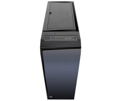 Zalman R1 czarna USB 3.0 z oknem-216202 - Zdjęcie 4