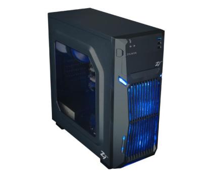 Zalman Z1 NEO czarna z oknem USB 3.0-292575 - Zdjęcie 2