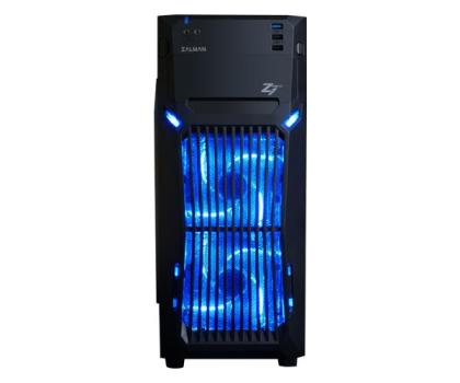 Zalman Z1 NEO czarna z oknem USB 3.0-292575 - Zdjęcie 3