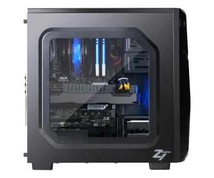 Zalman Z1 NEO czarna z oknem USB 3.0-292575 - Zdjęcie 4