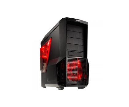 Zalman Z11 PLUS HF1 czarna USB 3.0  z oknem-186413 - Zdjęcie 1