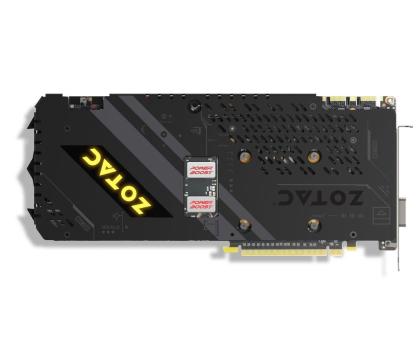Zotac GeForce GTX 1080 Ti Extreme Edition 11GB GDDR5X-399810 - Zdjęcie 6