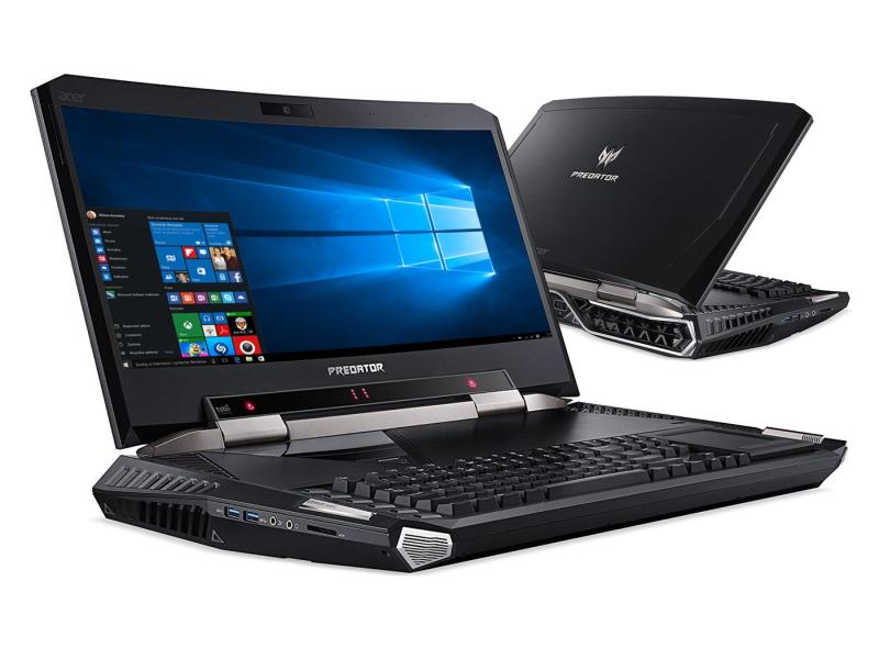 Acer Predator 21x I7 7820hk 64gb 1tb 1tb Win10 1080sli Sklep