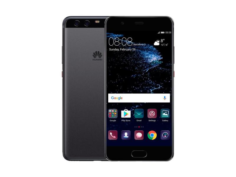 huawei p10 dual sim 64gb czarny smartfony i telefony sklep komputerowy x. Black Bedroom Furniture Sets. Home Design Ideas