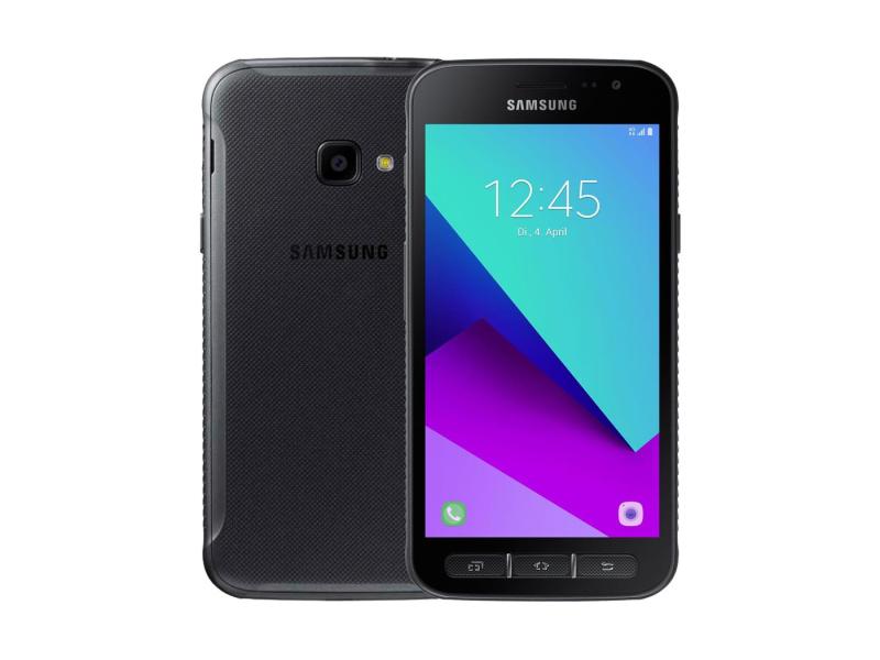 new concept a8dac dc54b Samsung Galaxy Xcover 4 G390F Dark Silver - Smartfony i telefony ...