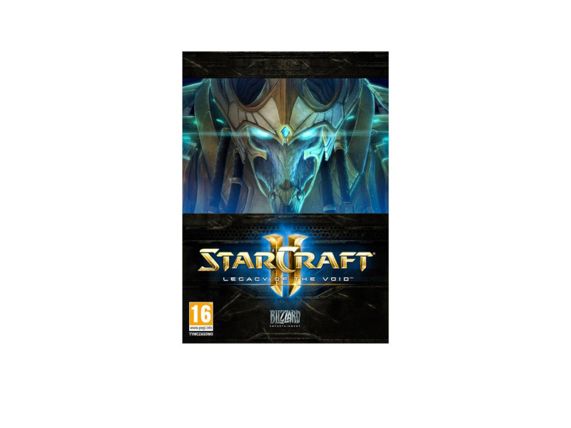 PC Starcraft 2: Legacy Of The Void