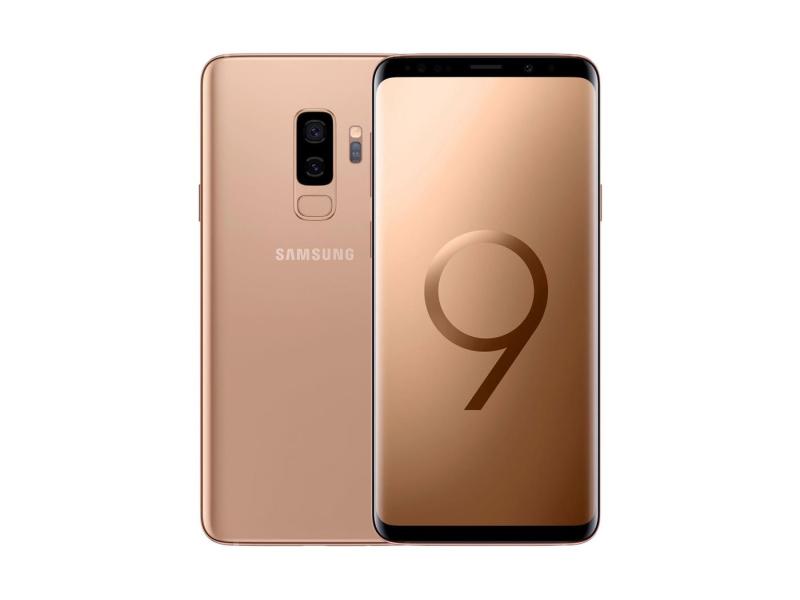 Samsung Galaxy S9+ G965F Dual SIM Gold