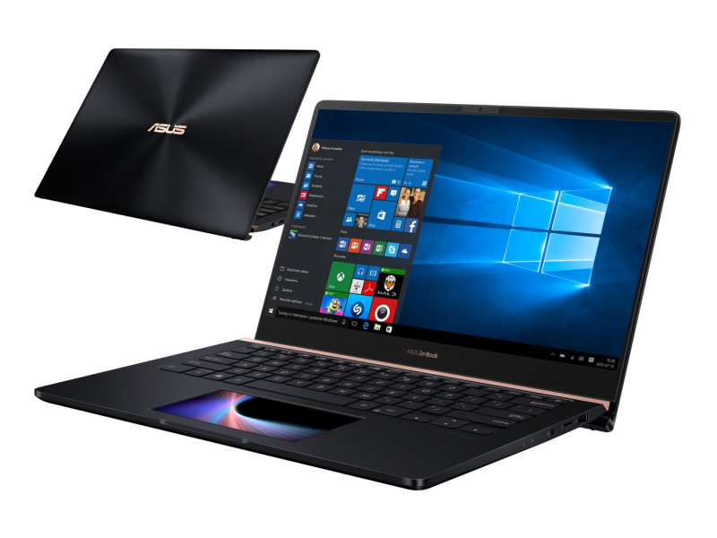 ASUS ZenBook Pro UX480 i7-8565U/16GB/512PCIe/Win10P