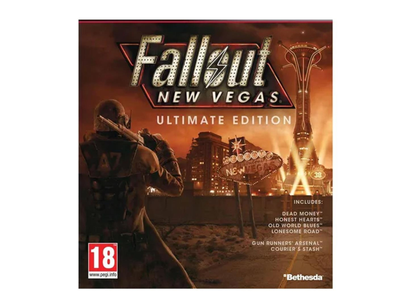 PC Fallout New Vegas Ultimate Edition ESD Steam