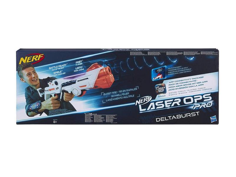 NERF Laser Ops Deltaburst na podczerwień - 496616 - zdjęcie 2