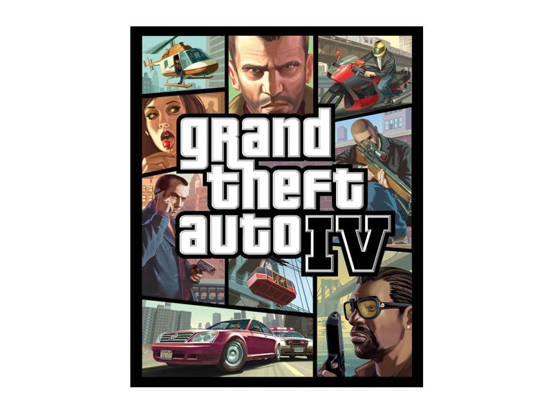 PC Grand Theft Auto IV GTA ESD Steam