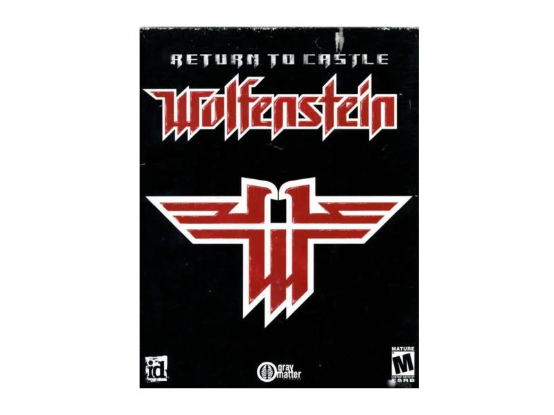 PC Return to Castle Wolfenstein ESD Steam
