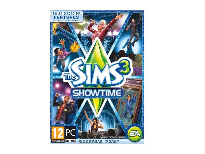 PC The Sims 3: Showtime ESD Origin