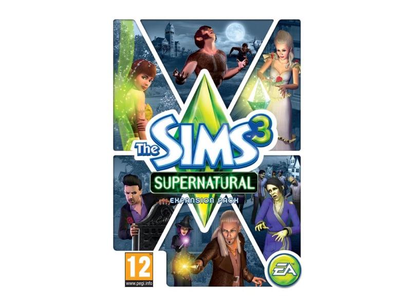 PC The Sims 3: Supernatural ESD Origin
