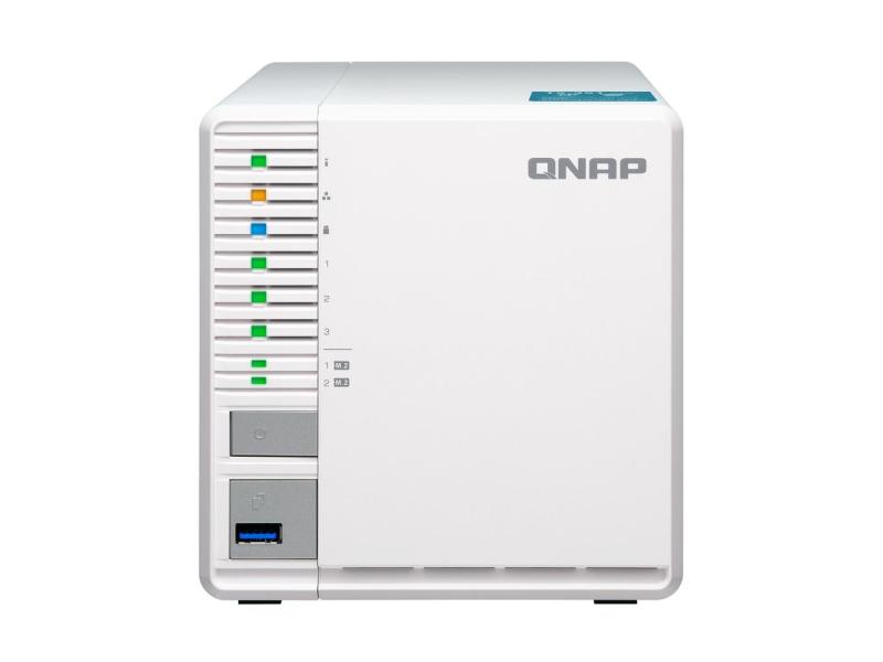 QNAP TS-351-2G(3xHDD, 2x2.41-2.58GHz, 2GB, 3xUSB,1xLAN)