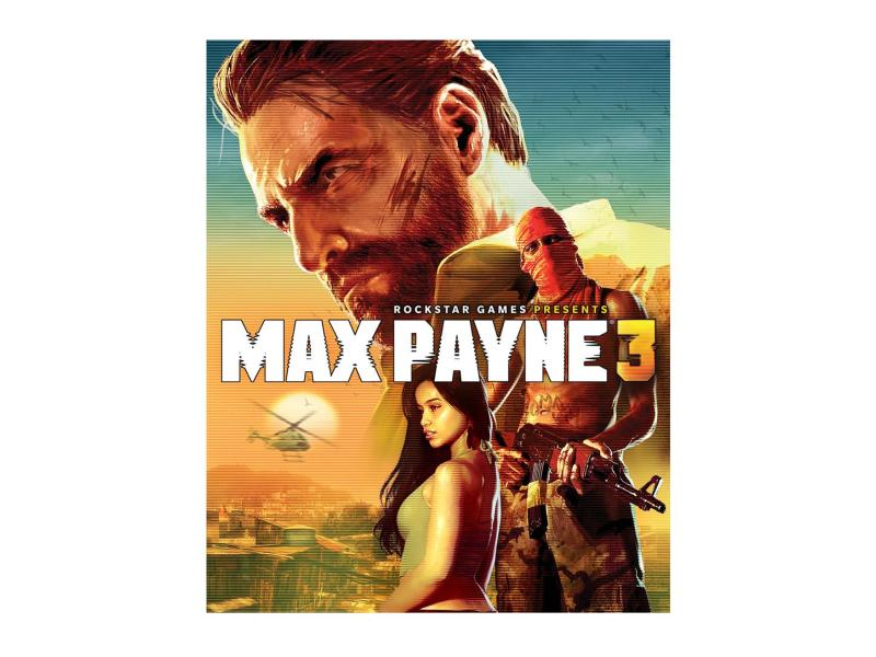 PC Max Payne 3 ESD Steam